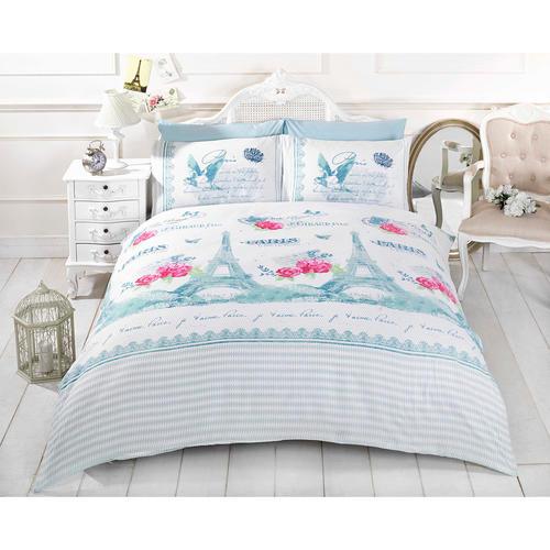 Pillows Paris Duvet Set French, Eiffel Tower Bedding South Africa