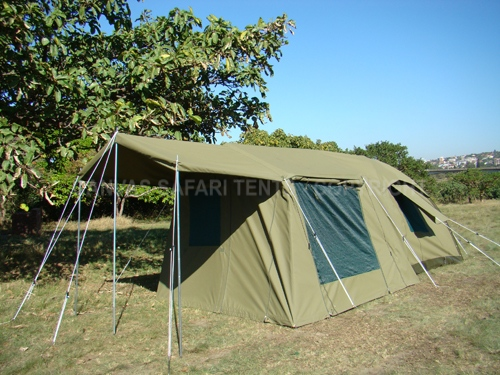 Canvas Dome Tent with extension & Tents - Canvas Dome Tent with extension was listed for R5000.00 ...