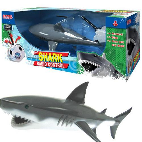 Shark Toys For Adults : Other radio control check this out eztec shark