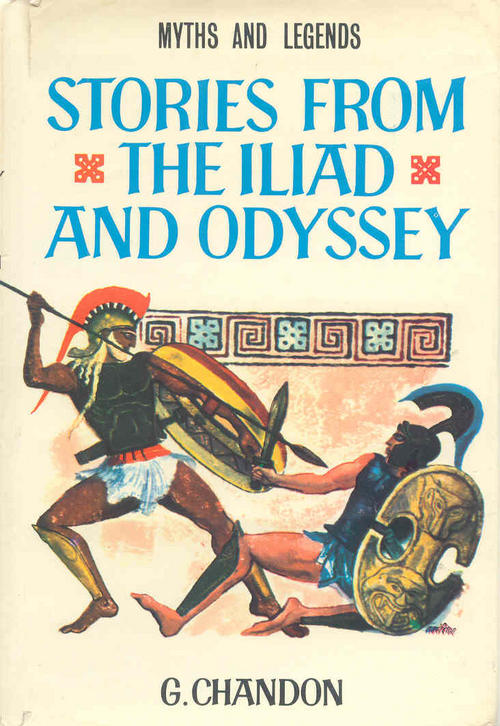 the myths in the story of the odyssey and the iliad Introduction to homer's iliad and odyssey the bards told stories in the two oldest surviving examples of greek literature are the iliad and the odyssey.