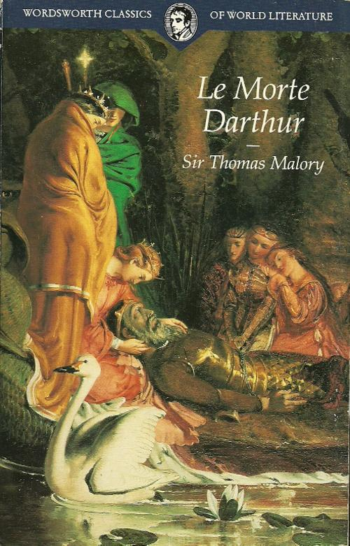 a literary analysis of imagination in morte darthur by sir thomas malory Malory revisited or the enduring appeal of malory's le the arthurian cycle caught the imagination of artists in le morte darthur, by sir thomas malory.