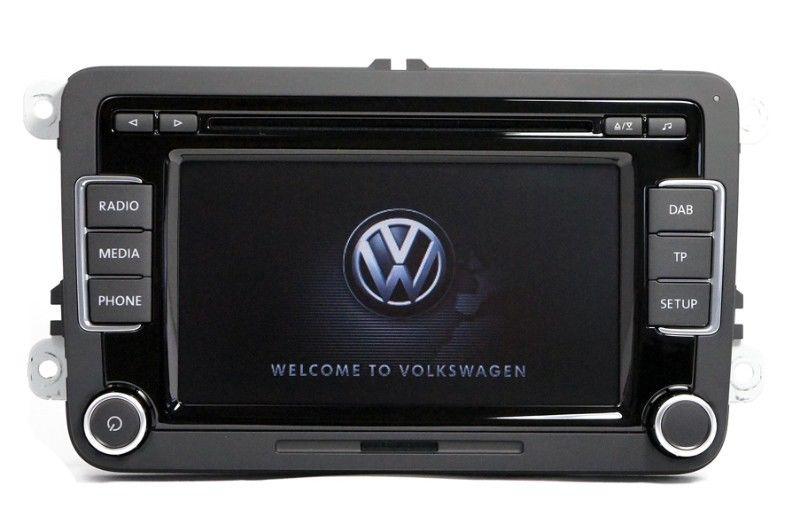 Audio Head Units Genuine Volkswagen Rcd 510 Original Vw Touch Rhbidorbuycoza: Vw Touch Screen Radio At Gmaili.net