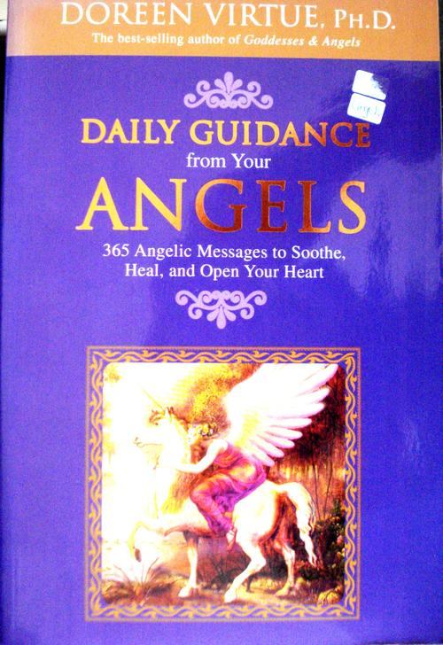 DAILY GUIDANCE FROM YOUR ANGELS - DOREEN VIRTUE PH D
