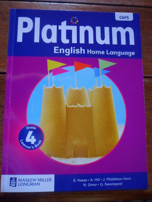 Platinum English Home Language Grade 4 Learners Book
