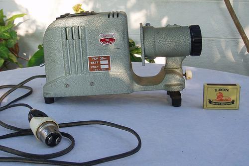 Projectors R1 Start Vintage Slide Projector Romanslide