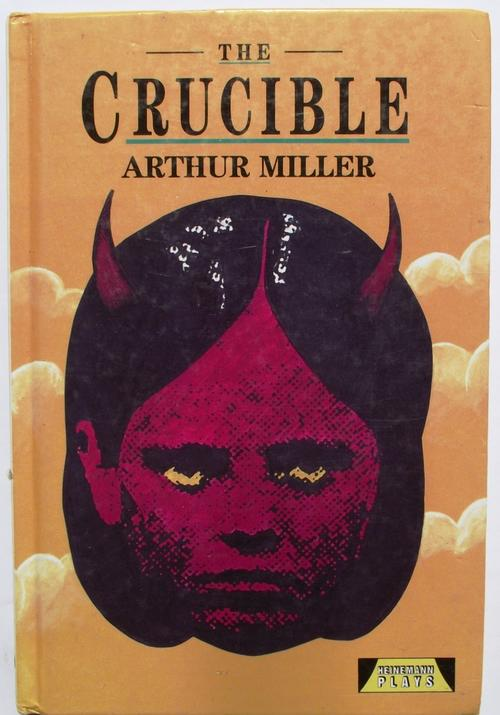 an analysis of the book and play of the crucible by arthur miller