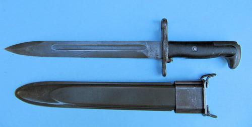 Bayonets M1 Garand Bayonet M 1945 Marked En5 E Us Us