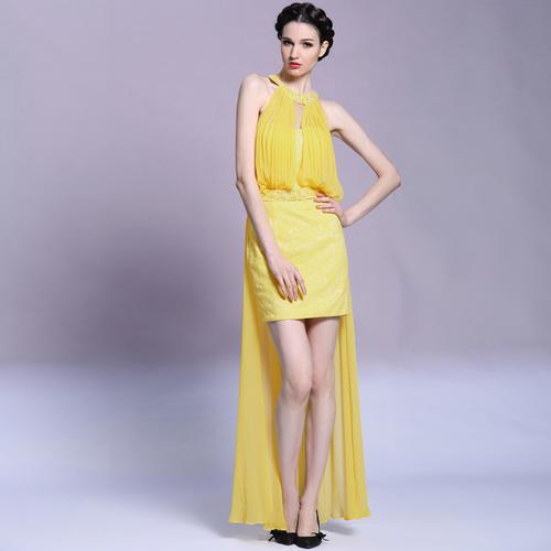 Yellow Evening Dresses Johannesburg 72