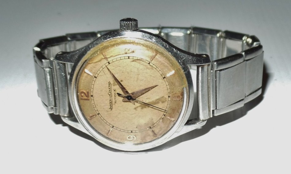 jaeger-le-coultre automatic