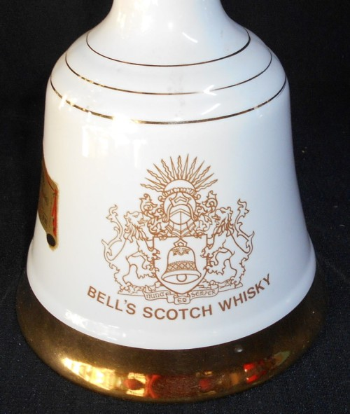 Limited Edition Wade Bells Whisky Decanter