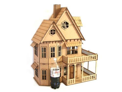 kits dollhouse very large lasercut diy doll house was large dollhouse turntable large dollhouse furniture