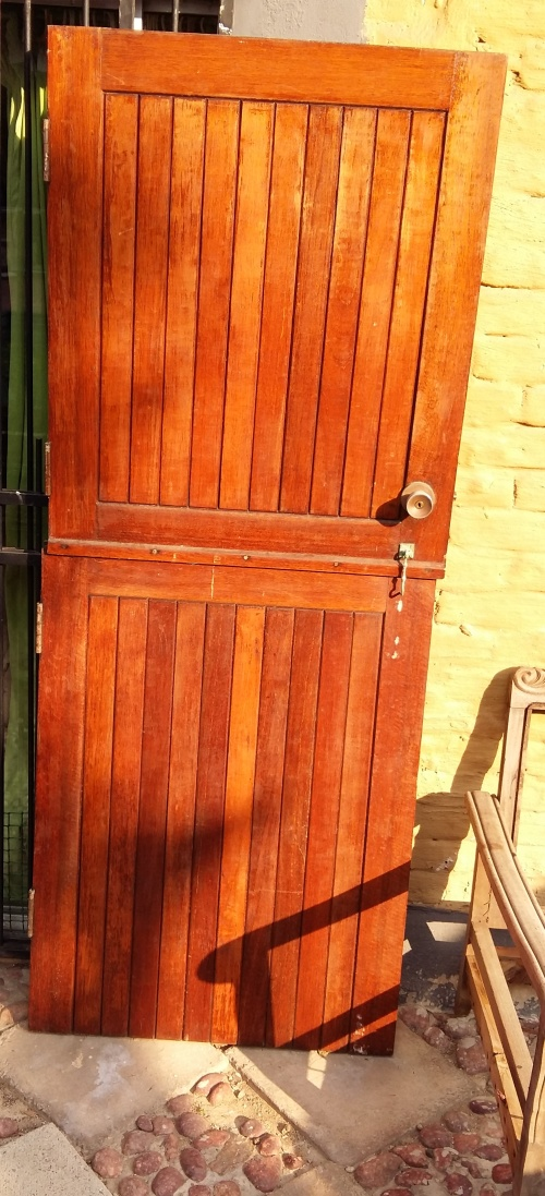 other antiques collectables a vintage type stable solid wood door