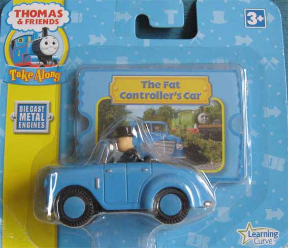 Models Thomas Amp Friends The Fat Controller S Car By