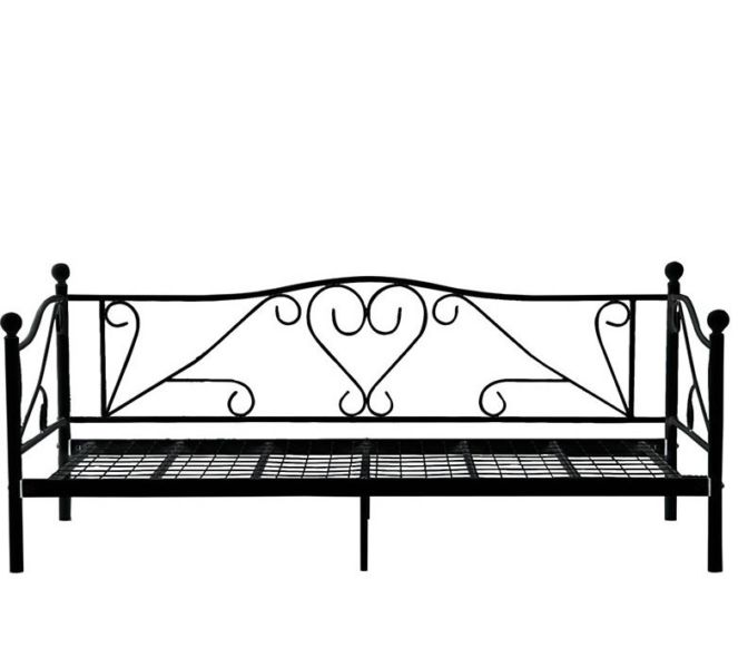 Beds - Mr Price Black Aluminium Day Bed Frame was sold for R1,000.00 ...