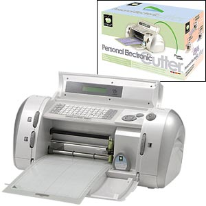 Tools - Cricut Personal Electronic Cutter with Plantin Schoolbook ...