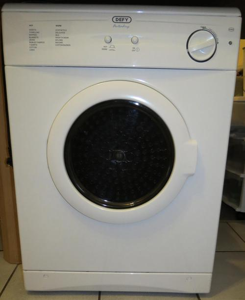Defy Tumble Dryer ~ Dryers defy kg autodry tumble dryer was sold for r
