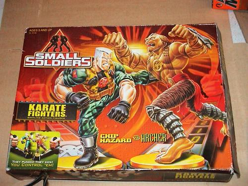 Other Collectable Toys Small Soldiers Karate Fighters