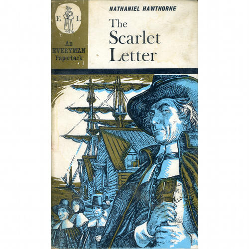 an analysis of the scarlet letter novel by nathaniel hawthorne versus the movie directed by roland j