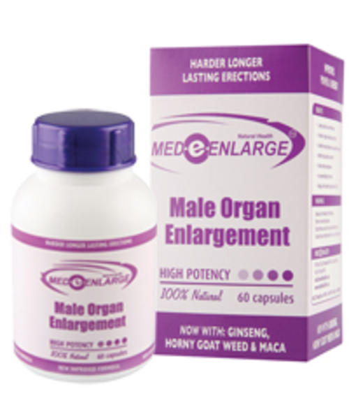 is there a way to enlarge the male organ