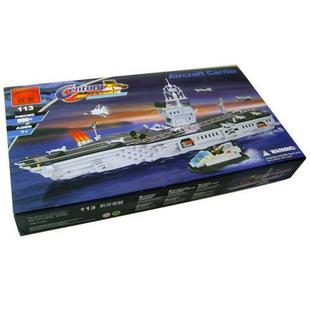 other lego building toys huge 990 pieces aircraft carrier