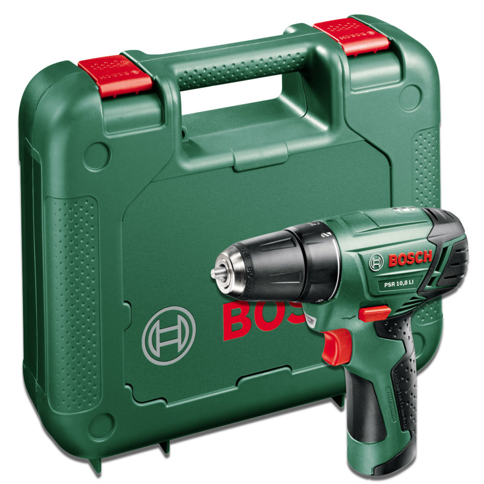 drills bosch diy cordless drill driver psr 10 8 was sold for on 25 jan at 10 16 by. Black Bedroom Furniture Sets. Home Design Ideas