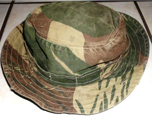 Headgear Sadf Sa Army Sa Weermag Rhodesian Camo