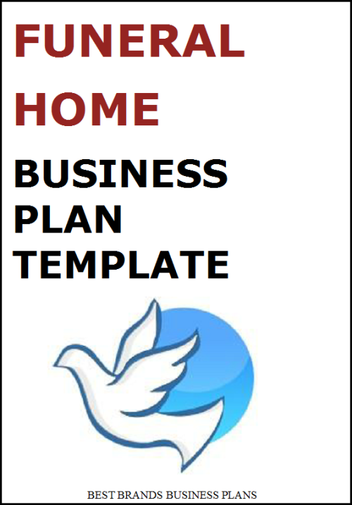 Funeral homes business plan home design and style for Home decor business plan