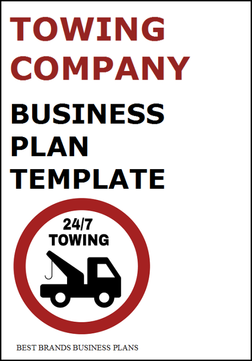 Business plan for towing company