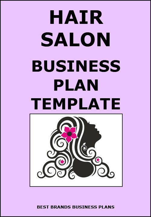 A business plan for a hair salon for A salon business plan