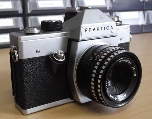 Praktica l pentacon praktica l made in ddr gdr