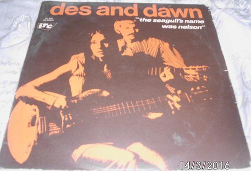 Des And Dawn - The Seagull s Name Was Nelson (Vinyl, LP)