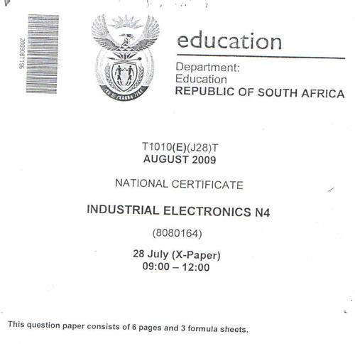 n4 maths study guide today manual guide trends sample u2022 rh brookejasmine co Industrial Electronics N1 Exam Industrial Electronic Equipment