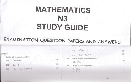 mathematics mathematics n3 was sold for r15 00 on 12 apr at 11 36 rh bidorbuy co za mathematics n3 study guide pdf maths n3 study guide