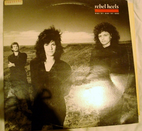 Lp's vinyls, Rock