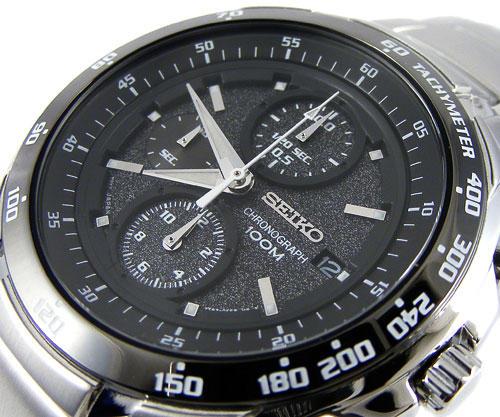 Men U0026 39 S Watches - Seiko  U0026 39 Daytona U0026 39  Racer Tachymeter Chrono