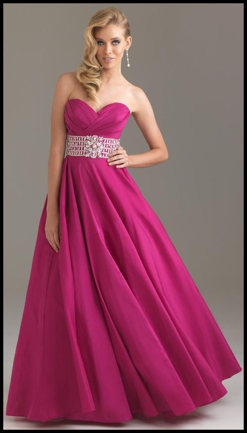 Formal Dresses - PINK - BEAUTIFUL! Evening Ball Party Matric Dance ...