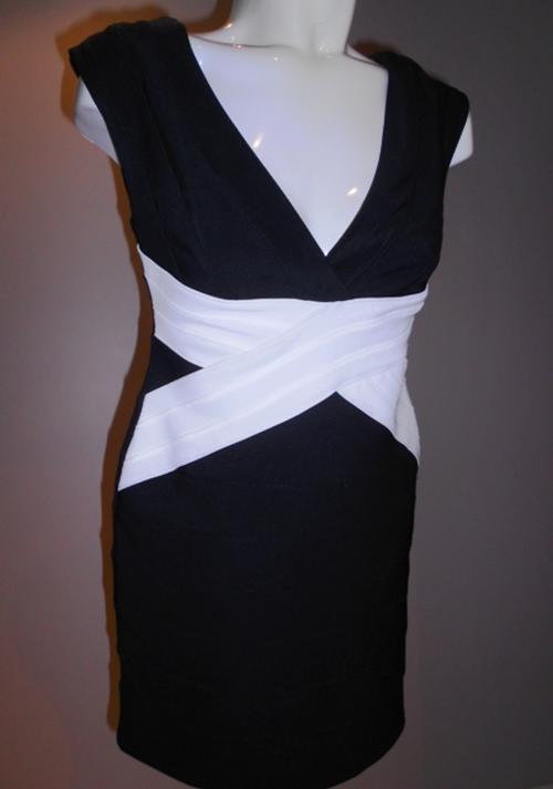 Formal Dresses Black Amp White Velvet Yde Dress Was Listed