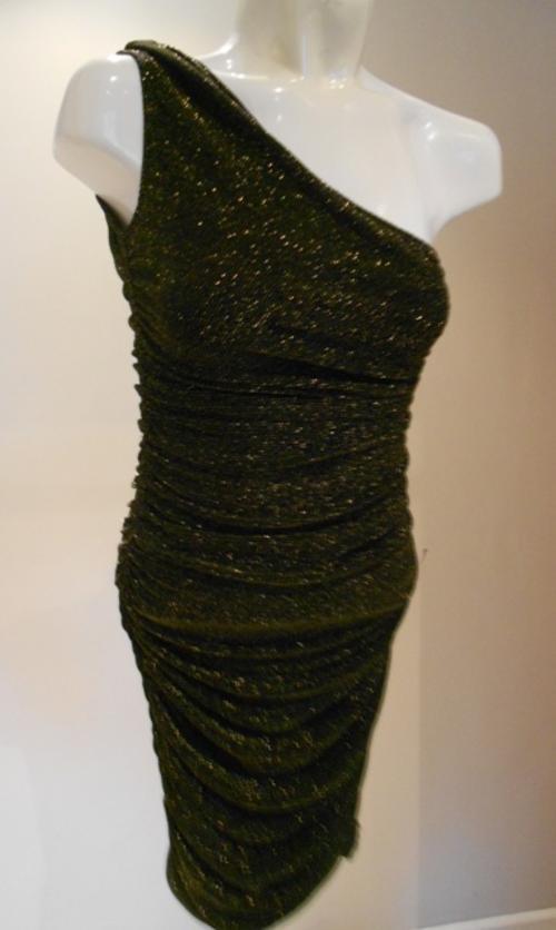 Formal Dresses Black Gold Koukla Yde Dress Was Listed For R250