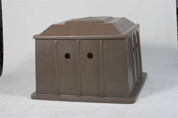Covers pool pump cover pump box l 1065mm x w 1065mm x h 700mm tan was sold for r2 for Swimming pool covers south africa