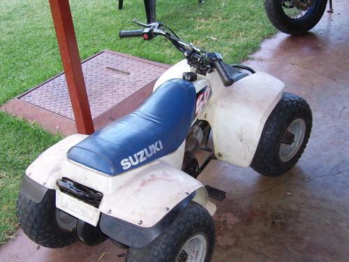 Quads & ATVs - 50cc suzuki kidys bike was sold for R3,200.00 on 27