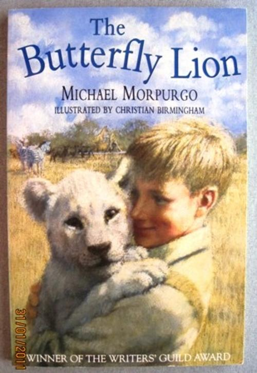 Fiction The Butterfly Lion By Michael Morpurgo Writers