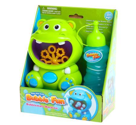bath bubble machine