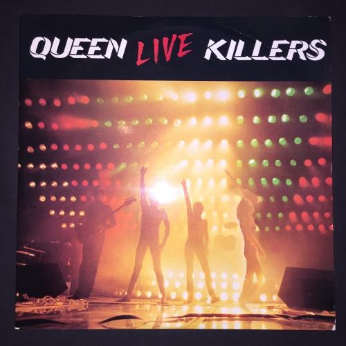 Pop Rock Queen Live Killers Lp Vinyl Record 1st