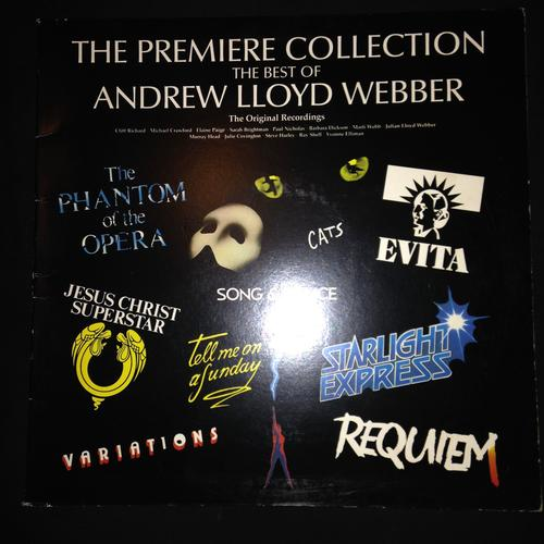 Cats Andrew Llyod Weber Best Of Broadway