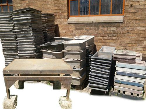 Other - Concrete slabs and Concrete Gully Top Moulds with ...
