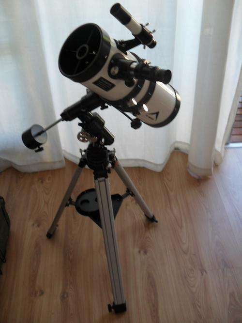 20 Amazing Cheap Home Decor Ideas: AMAZING K-WAY CELESTIAL REFLECTOR TELESCOPE