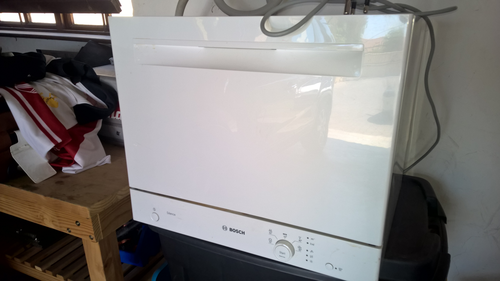 Bosch Countertop Dishwasher