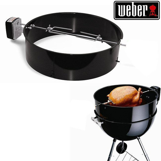 kettle braais weber compact kettle braai 57cm including accessories was sold for on 12. Black Bedroom Furniture Sets. Home Design Ideas