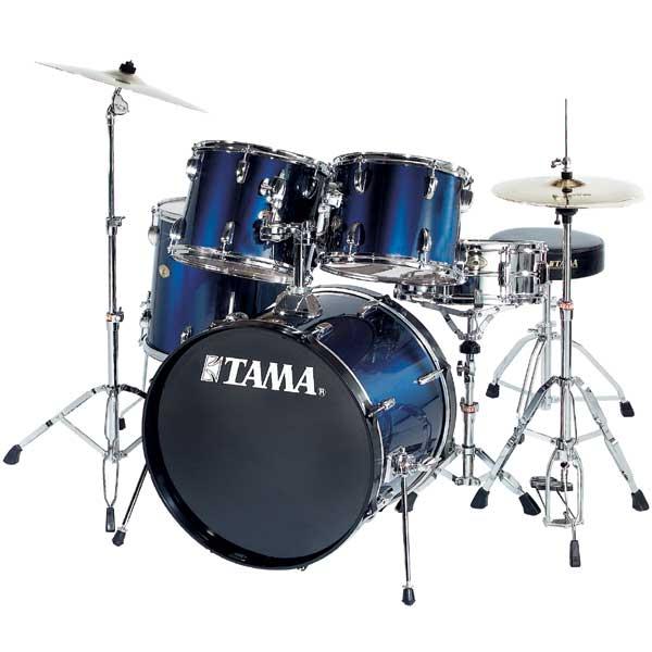 Drums Percussion Tama Swingstar Drum Set Drummers Bible Was