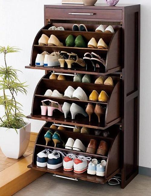 Shoe Racks & Organisers - Shoe Cabinet was sold for R4,599.00 on 7